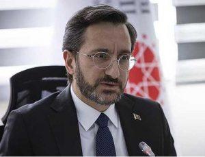 """Cumhurbaşkanlığı İletişim Başkanı Altun'dan Türkiye'nin """"İstanbul Sözleşmesi""""nden çekilmesine ilişkin açıklama:"""