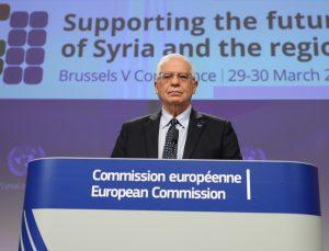 BM ve AB, Suriyeliler için yardım konferansı düzenledi