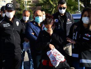Adana merkezli 8 ildeki suç örgütü operasyonunda yakalanan 2 zanlı tutuklandı