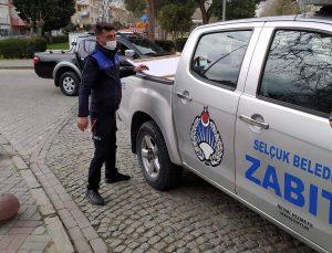 """AK Parti'den İzmir'in Selçuk ilçesinde """"Love Erdoğan"""" pankartlarının kaldırılmasına tepki"""