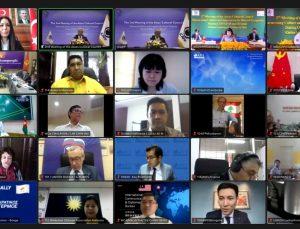 AK Parti'li Karaaslan, Asya Siyasi Partileri Uluslararası Konferansı'na çevrim içi katıldı