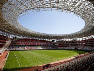 """Antalya'nın """"güneş enerjili"""" stadyumundan 600 hanenin yıllık elektrik ihtiyacı karşılanıyor"""