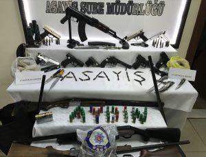 Aydın'da suç örgütüne yönelik operasyonda 9 şüpheli yakalandı