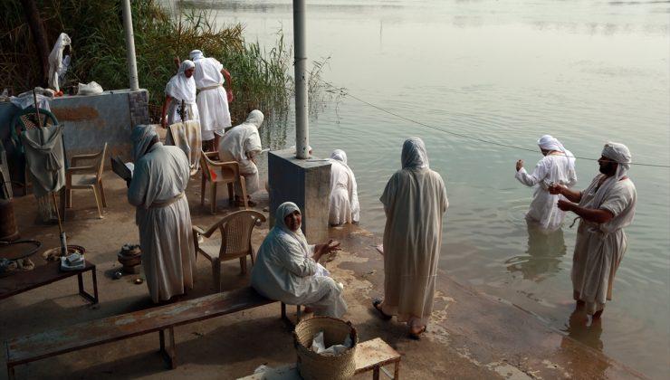 Bağdat'ta Sabia Mendailer, Halika Bayramı'nı Dicle kenarında kutladı
