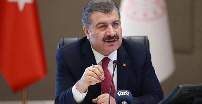 """Sağlık Bakanı Koca: """"Bazı kayıplar zafer çok yakınken verilir, buna fırsat tanımayın"""""""