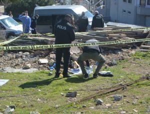 Balıkesir'de bir arazide poşet içerisinde bebek cesedi bulundu