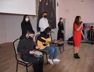 Banaz'da İstiklal Marşı'nın kabulü törenle kutlandı