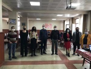 Bayıdır'da Roman vatandaşlara yönelik ses eğitimi kursu düzenlendi