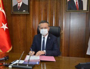 Buharkent'e yapılacak huzurevi için imzalar atıldı
