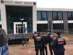 Burdur'da DEAŞ operasyonunda yakalanan zanlı tutuklandı