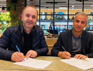 Büyükşehir Belediye Erzurumspor, teknik direktör İsmail Kartal'la resmi sözleşme imzaladı