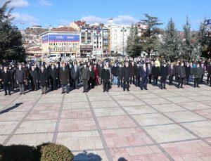 """Çankırı, Kastamonu ve Amasya'da """"İstiklal Marşı'nın Kabulü ve Mehmet Akif Ersoy'u Anma Günü"""" programı düzenlendi"""