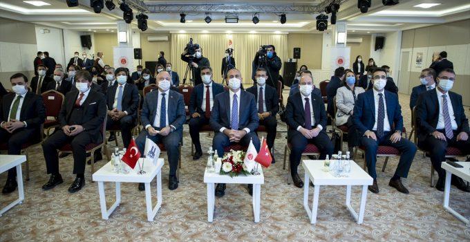 Adalet Bakanı Gül, kadına şiddete asla tolerans tanınmayacağını bildirdi: