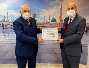 Çorum'da hayırseverden Kur'an kursu inşaatına 1 milyon lira bağış