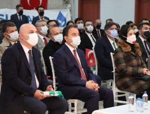 DEVA Partisi Genel Başkanı Babacan, partisinin Kırklareli İl Başkanlığı binası açılışında konuştu: