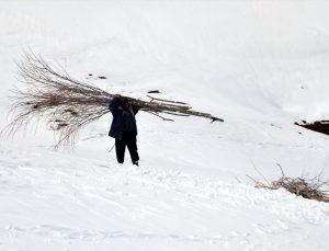 Doğu Anadolu'nun yüksek kesimlerinde iki mevsim bir arada yaşanıyor