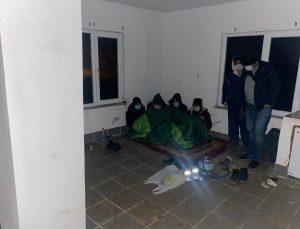 Düzce'de 38 düzensiz göçmen yakalandı