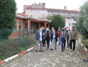 Eğitim, Araştırma ve Koordinasyon Genel Müdürü Mehmet Ata Öztürk, Kula'da incelemelerde bulundu
