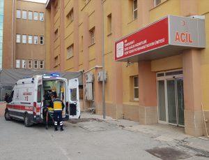 Erzincan'da 5 metre yükseklikten düşen yamaç paraşütü sporcusu ağır yaralandı