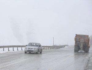 Doğu Anadolu'da 7 ilde karla karışık yağmur ve kar etkisini sürdürecek