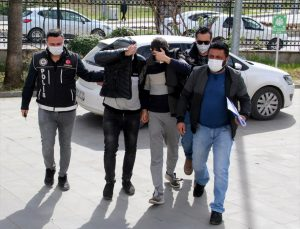 Fethiye'de uyuşturucu operasyonunda yakalanan 2 zanlı tutuklandı