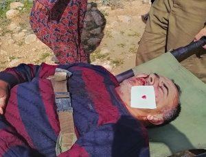 Filistinli anne ile babayı çocuklarının gözü önünde yaralayan Yahudi yerleşimcilerin saldırısı kameraya yansıdı