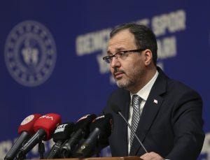 Gençlik ve Spor Bakanlığından Denizli'ye spor ve gençlik yatırımı