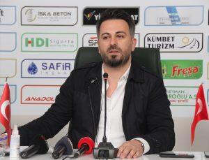 """Giresunspor Basın Sözcüsü Karademir: """"Taşlı saldırıyı Samsunspor camiasına yıkmayalım"""""""