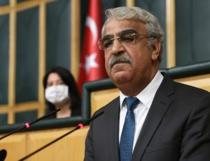 Sancar, HDP TBMM Grup Toplantısı'nda konuştu: