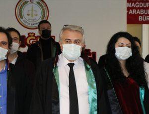 İç Anadolu'da barolardan avukat Ersin Arslan'ın öldürülmesine tepki