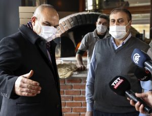 """İstanbul'da Kovid-19 tedbirleri kapsamında """"yoğunlaştırılmış dinamik denetim"""" yapılıyor"""