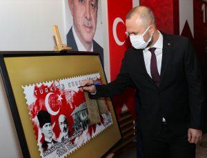 """PTT AŞ Genel Müdürü Gülten: """"İstiklal Marşı anma pulumuz, şanlı mazimizi hatırlamamıza katkı sağlıyor"""""""