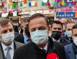 """İYİ Partili Ağıralioğlu: """"Seçilmiş olmak, terör organizasyonlarına münasebetsiz irtibatların kalkanı haline getirilmemelidir"""""""