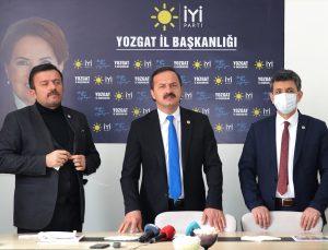 """İYİ Parti'li Ağıralioğlu: """"Kim teröre bulaşırsa hukukun onları cezalandırmasını isteriz"""""""