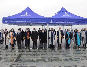 İzmir'de 14 Mart Tıp Bayramı törenle kutlandı