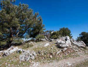 İzmir'de, Helenistik ve Roma dönemlerinde yoğun olarak kullanıldığı düşünülen bir taş ocağı keşfedildi