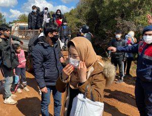 İzmir'de yasa dışı geçiş hazırlığındaki 204 sığınmacı kurtarıldı