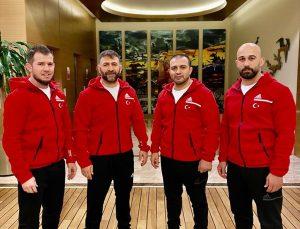 Kadın Güreş Milli Takımı, Macaristan'da düzenlenecek olimpiyat elemelerine hazır