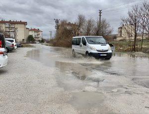 Kırşehir'de dolu etkili oldu
