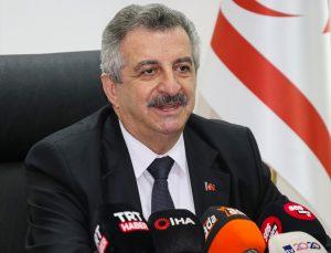 KKTC Başbakan Yardımcısı Arıklı, ihracata büyük önem verdiklerini söyledi: