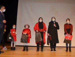 """Kütahya'da """"İstiklal Marşı'nın Kabulü ve Mehmet Akif Ersoy'u Anma Günü"""" programı düzenlendi"""