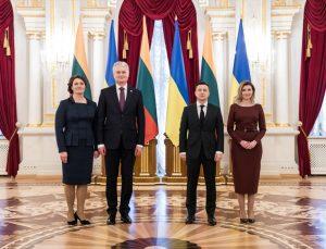 Litvanya'dan demokratik ülkelere Ukrayna krizi nedeniyle Rusya'ya yaptırımları artırma çağrısı