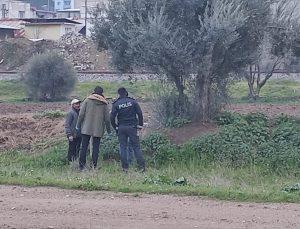 Manisa'da bir fidanlıkta bulunan el bombası imha edildi