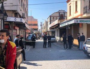 Manisa'da hırdavatçıda çıkan silahlı kavgada 1 kişi öldü, 3 kişi yaralandı