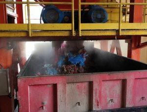 Mersin'de Kovid-19 sürecinde 2 milyon 852 ton tıbbi atık bertaraf edildi