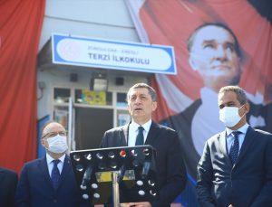 Milli Eğitim Bakanı Selçuk, salgın döneminde eğitim sürecini değerlendirdi: