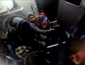 Muğla'da Türk kara sularına itilen 26 düzensiz göçmen kurtarıldı