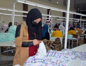 Muş'ta devlet desteğiyle kurulan 3 tekstil fabrikasından 37 ülkeye ihracat yapılıyor