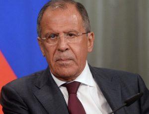 """Rusya Dışişleri Bakanı Lavrov: """"AB ile bir örgüt olarak ilişkimiz yok"""""""