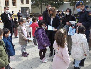 """Kırşehir, Nevşehir, Sivas, Kayseri, Yozgat ve Niğde'de """"Yaya Önceliği Kırmızı Çizgimizdir"""" etkinliği düzenlendi"""